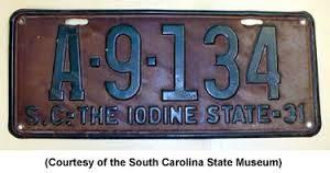 SC the iodine state